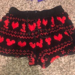 Disney Pajama Shorts